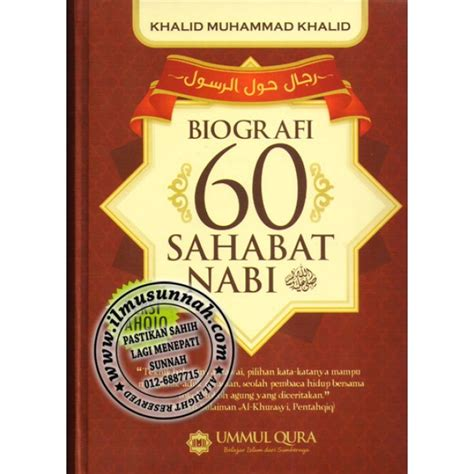 Ensiklopedia Biografi Sahabat Nabi 1 biografi 60 sahabat nabi