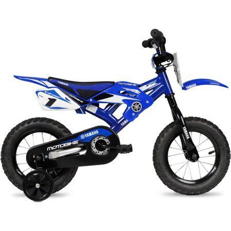 "12"" yamaha moto child's bmx bike walmart.com"