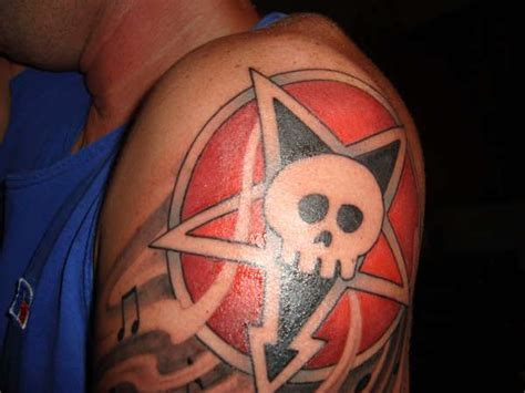 trio tattoos alkaline trio idea tattoos designs for