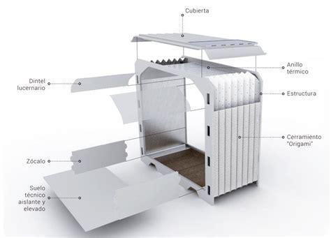 Modular Furniture Design tyvek emergency shelter 5 e architect
