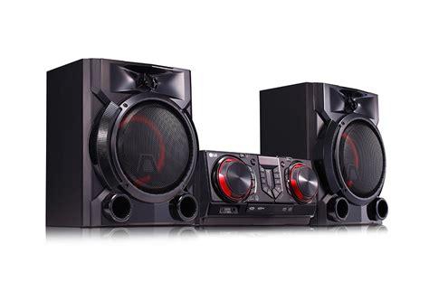 Lg Mini Hi Fi Cj65 lg cj65 mini hi fi system ebay