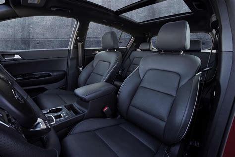 Kia Sportage Seating 2016 Kia Sportage Seats Press Indian Autos