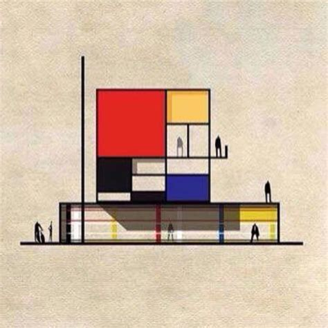 What Is Bauhaus Style by Bauhaus Movement Magazine Mondrian World Design