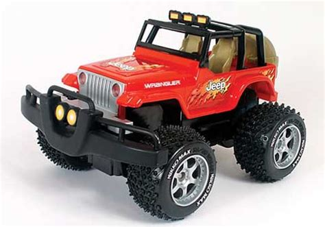 Allthings Jeep All Things Jeep Nikko Jeep Wrangler R C Vehicle 1 19th