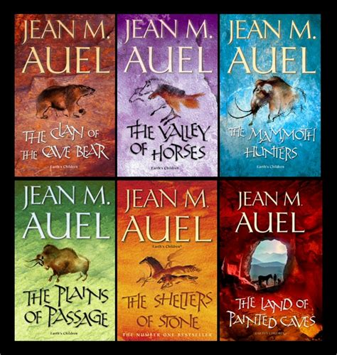 at the earth s books jean m auel s epic cave series bookworms