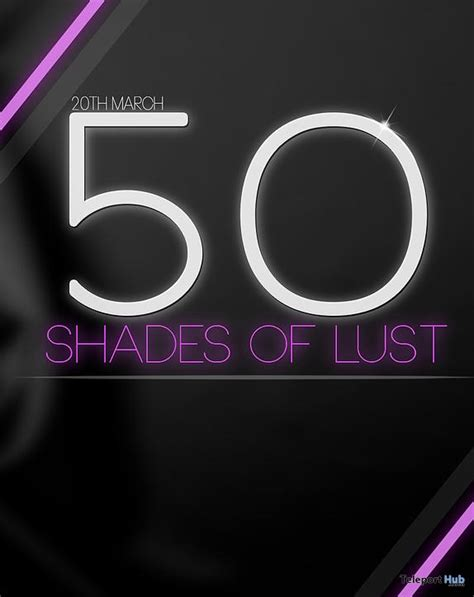 50 shades of lust hunt teleport hub second freebies
