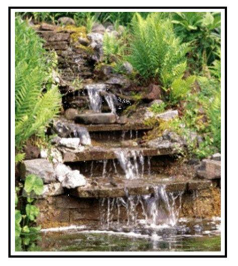 costruire giardino roccioso come realizzare un giardino roccioso con una cascata d acqua