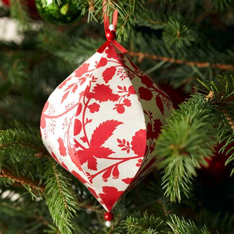 Ornaments Paper Crafts - paper crafts ideas make your own colorful tree