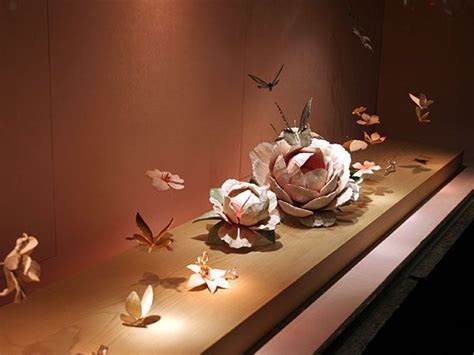 design x 7 love mikimoto ginza tokio spring smell is in the air ミキモト