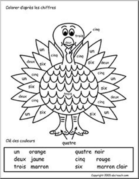 french color by numbers coloring pages free coloring sheet to learn colors in french from