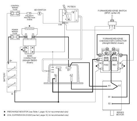 contactor wiring