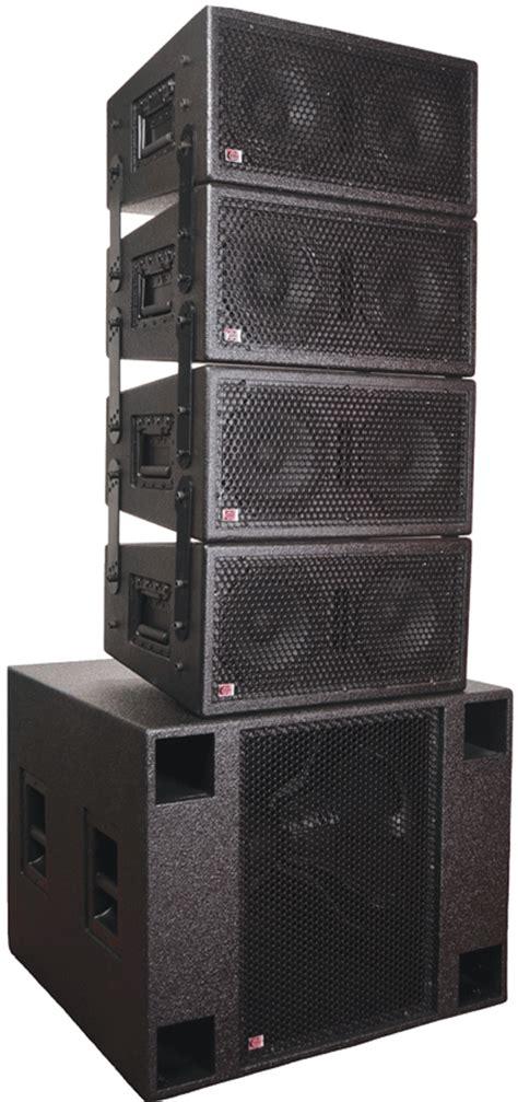 Speaker Rakitan us speaker custom shop speakers powered by faital pro