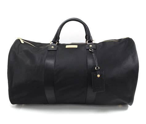 michael kors travel duffle bag black brands