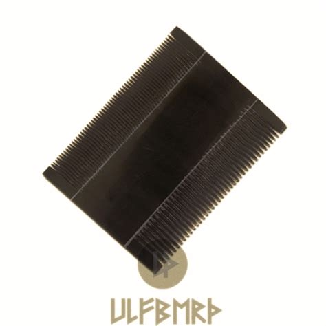 Sided Comb sided horn comb