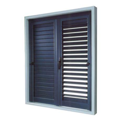 Louver Doors by Louver Door 6 Ccn Aluminium