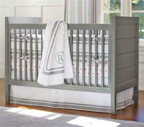 Emery Convertible Crib Pottery Barn Kids Convertible Bassinet To Crib