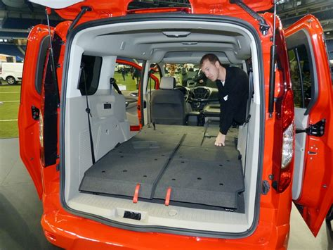 interest   compact van  ford transit connect truedelta