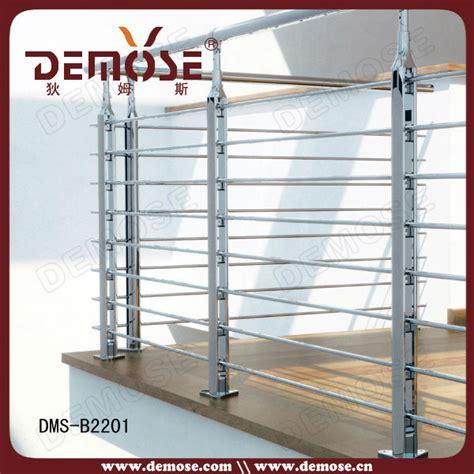 Harga Termurah Stainless Belt outdoor railing tangga stainless steel view railing tangga stainless steel demose product