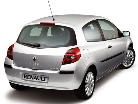 renault clio 2006 renault clio 3 doors specs 2006 2007 2008 2009