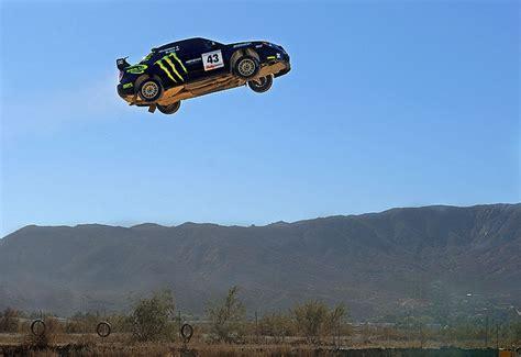 porsche rally car jump vermont sportscar 187 ken block jumps his rally car on