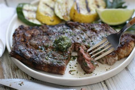 30 delicious grilled recipes the only cookbook you ll need for all your grilling desires books grilled ribeye steak with cilantro lime chimichurri