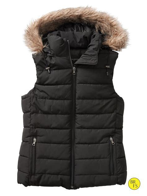 Vest Hoodie Oakley Factory Pilotrockzillastore 1 banana republic factory hooded puffer vest in black lyst