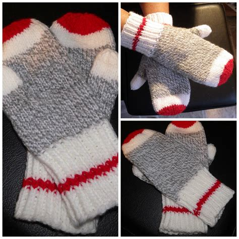 sock monkey booties knitting pattern free my s corner