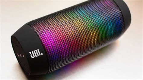 Speaker Bluetooth Jbl Pulse jbl pulse portable bluetooth speaker review cnet