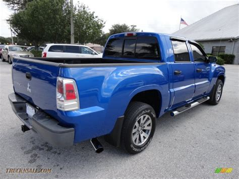 how cars engines work 2007 mitsubishi raider parking system 2007 mitsubishi raider ls double cab in electric blue photo 10 155901 truck n sale