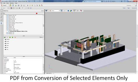 revit tutorial pdf 2016 revit add ons 3d pdf converter by 3da systems version 9 0