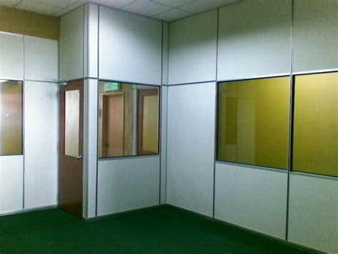 harga desain partisi ruangan kantor minimalis kaca