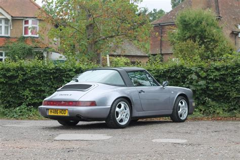 Used Porsche 911 Targa For Sale by Used 1990 Porsche 911 964 Carrera 2 Targa For Sale In