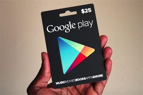 Google Play Gift Card Balance - cult of android google play gift cards now available in canada cult of android