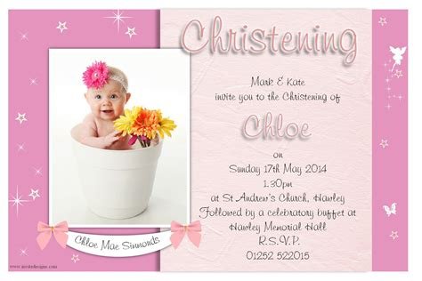 invitation card for christening template invitation card for christening invitation card for
