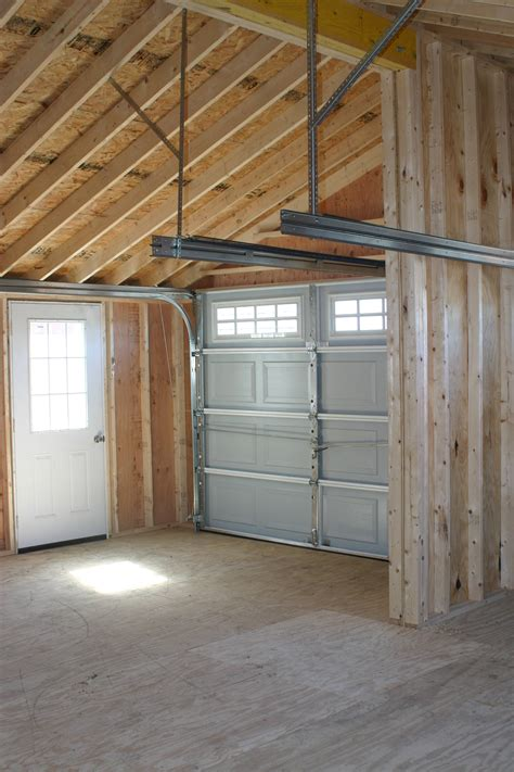 Garage Prebuilt by Buy Modular Garages And Barns In Pa Wide Garage