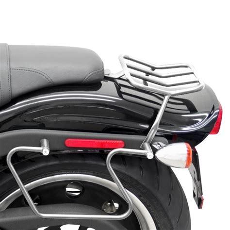 Harley Rack by Rear Rack Fehling Harley Davidson Cross Bones Flstsb
