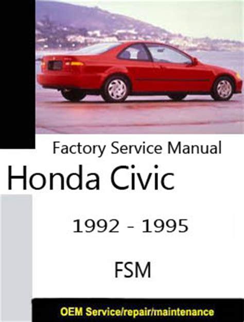 old cars and repair manuals free 1995 honda prelude parking system service manual 1992 honda civic saturn car repair manual honda civic 1992 1995 service