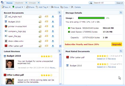 Zoho Search Zoho Docs Reviews Dashboard Advanced Search 171 Zoho