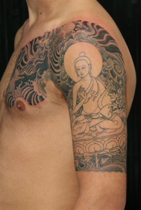 20 spiritual and stunning buddhist tattoo designs