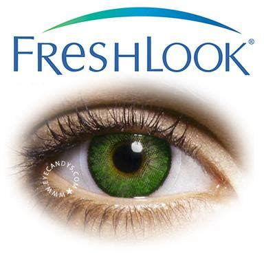 buy freshlook colorblends gemstone green colored contacts
