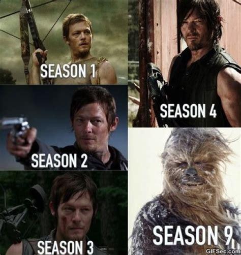 Walking Dead Daryl Meme - walking dead memes