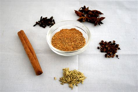 chinese five spice sel et sucre