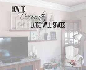 how to decor living room wall the 25 best decorate large walls ideas on