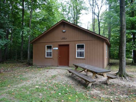 Selkirk Shores Cabins by Facilities And Cabins Ohio Brigade C At Stony Glen