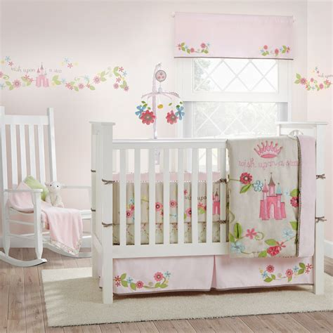 nursery bedding sets for girl image detail for migi princess baby crib bedding set