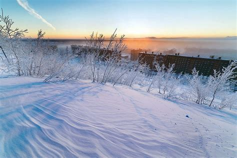 Cold Winter Essay by 27 January 2014 A Photo Essay Winter In Norilsk Now That S Cold Voices From Russia