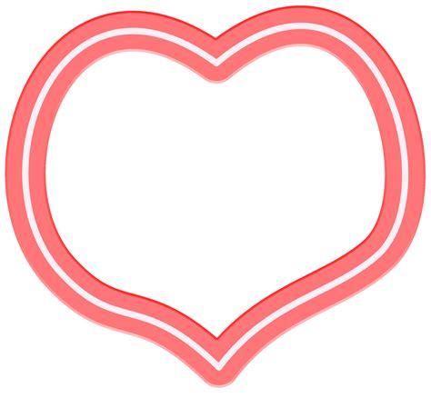 large heart shape clipart best big heart images cliparts co