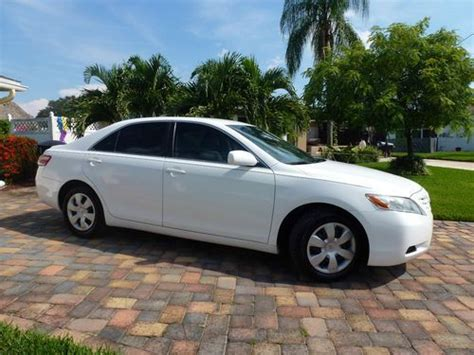 2009 Toyota Camry Le V6 Find Used 2009 Toyota Camry V6 Le Sedan 4 Door 3 5l In