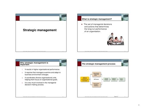 thesis on strategic management strategic management study and analysis essay