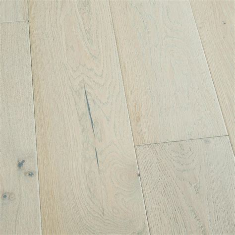 Wide Plank Oak Flooring Malibu Wide Plank Oak Salt Creek 3 8 In Thick X 6 1 2 In Wide X Varying Length Click